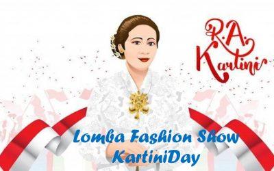 Lomba Fashion Show Kartini Day