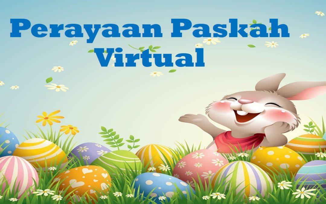 Perayaan Paskah Virtual